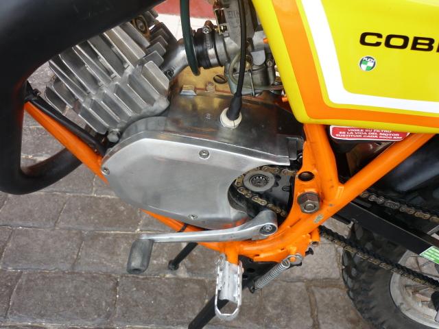 Puch Cobra M-82 TT Agua  y Réplica Coronil - Motos De Tote Jrrx2q