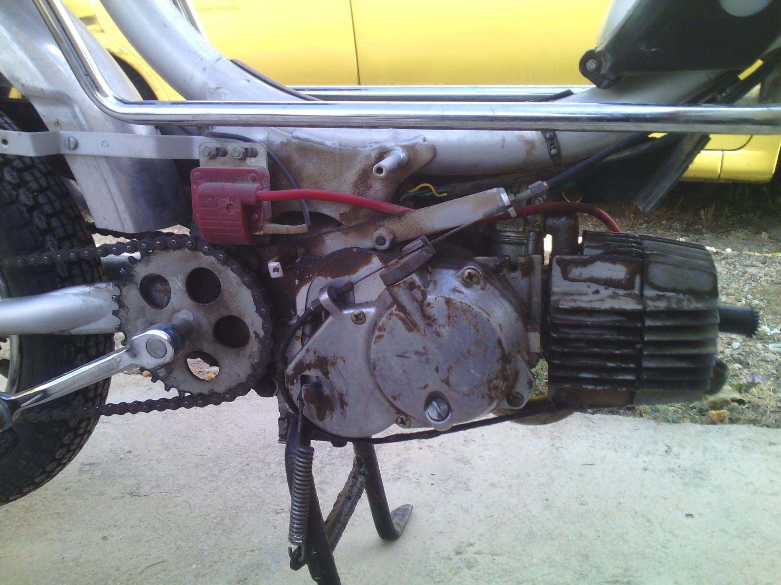 Puch X-40 Automatic - Os La Presento Jzjwa8