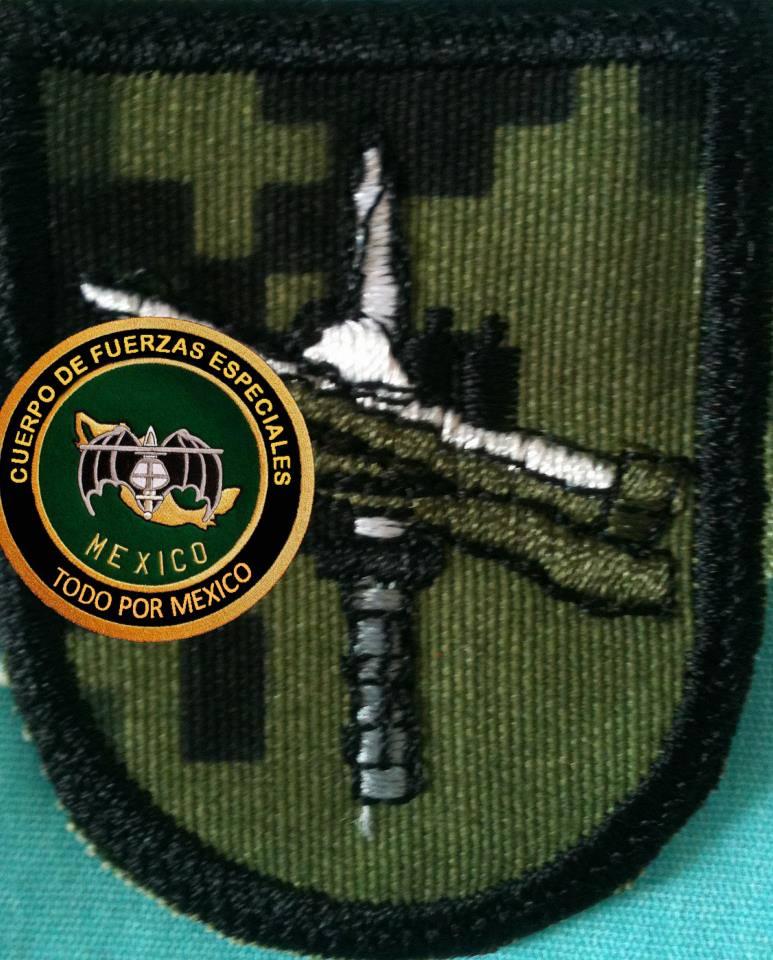 Uniformes del Ejercito y Fuerza Aérea Mexicanos. - Página 9 Lutec