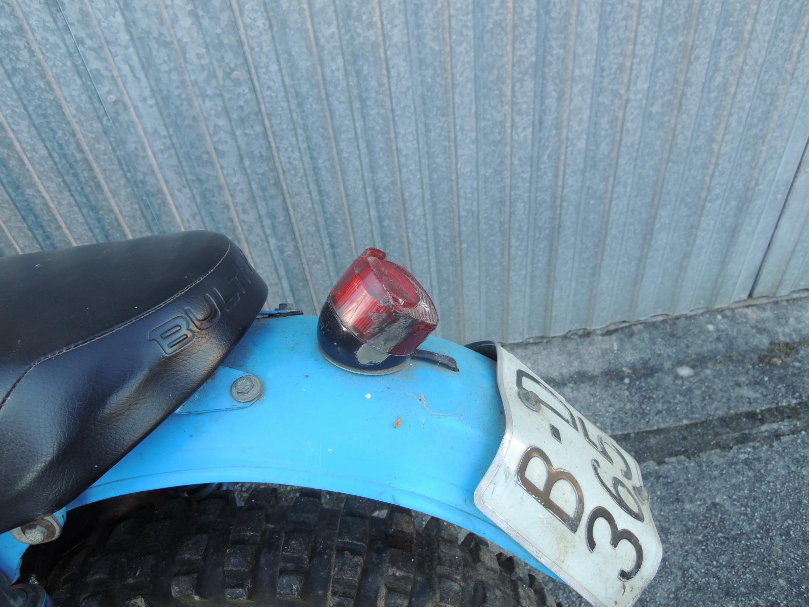 Bultaco Frontera - La Fronterita De Rafa Mhd895