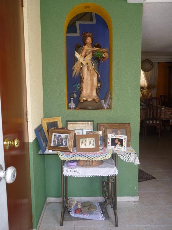 Mueble, gabinete y arcos, hechos con Tablaroca Mikz9l
