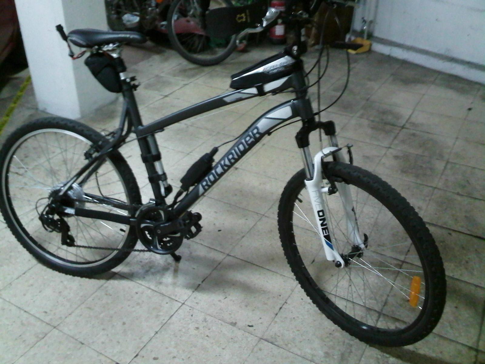Presenta tu bici eléctrica Mjxo9g