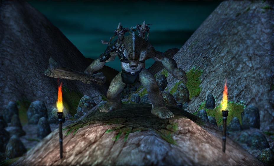 Mountain Giant (Gigante con Trasgos) - LOTR Mlidjm