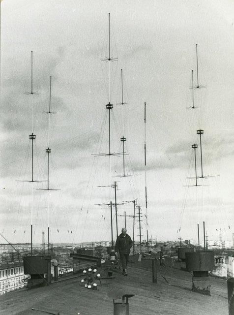 Антенна на диапазон 80 метров N5htg6