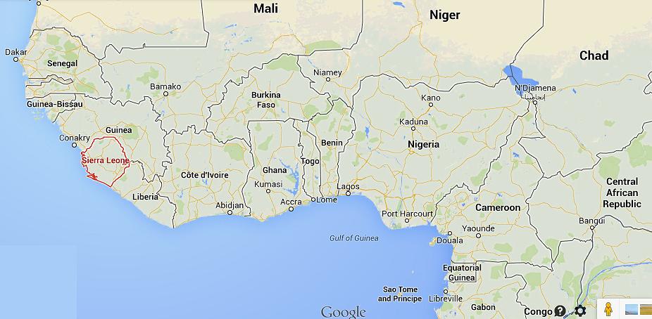 West Africa Nee1df