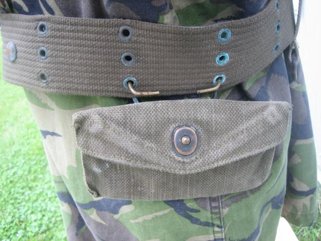 Korps Mariniers Webbing Neuxpz