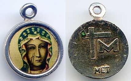 Medalla de N.S. de Czestochowa S. XX (MAM) Nflgi