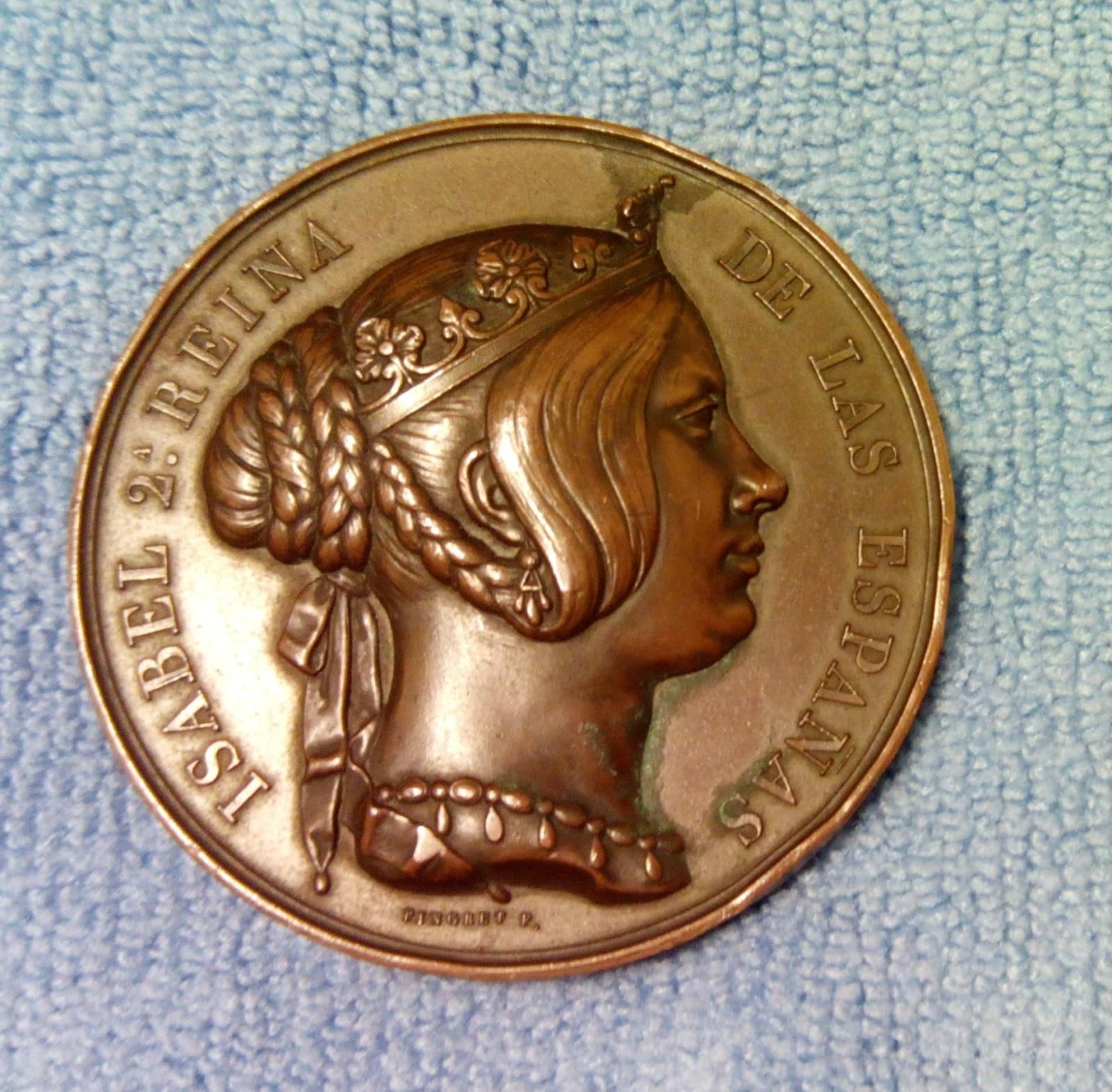 Limpieza de medalla Oqha15