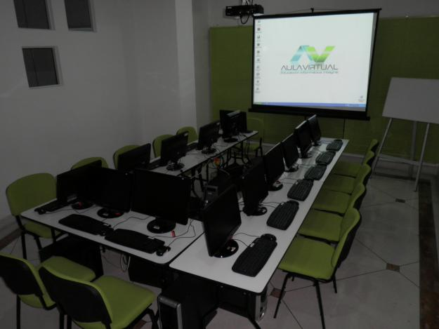 Consulta: instalación de un laboratorio de computación escolar R033hd