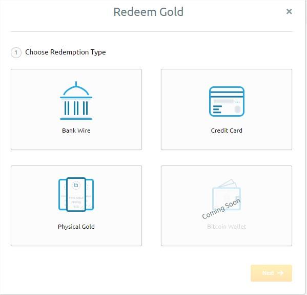 [Provado] Goldmoney - Ganhar 0,025 gramas de ouro instantaneamente! + 0,200 por referidos R9loqx