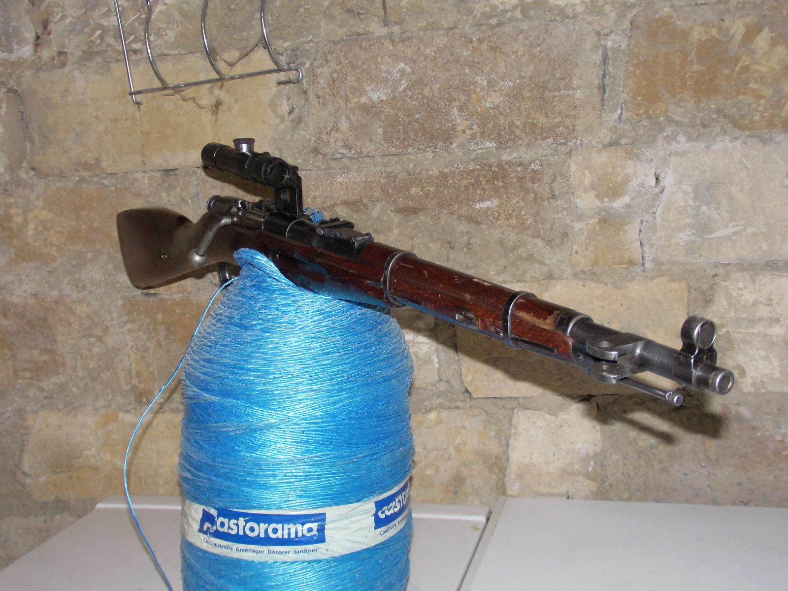 Enfin mon Mosin Nagant M44 Sniper Ravyuq