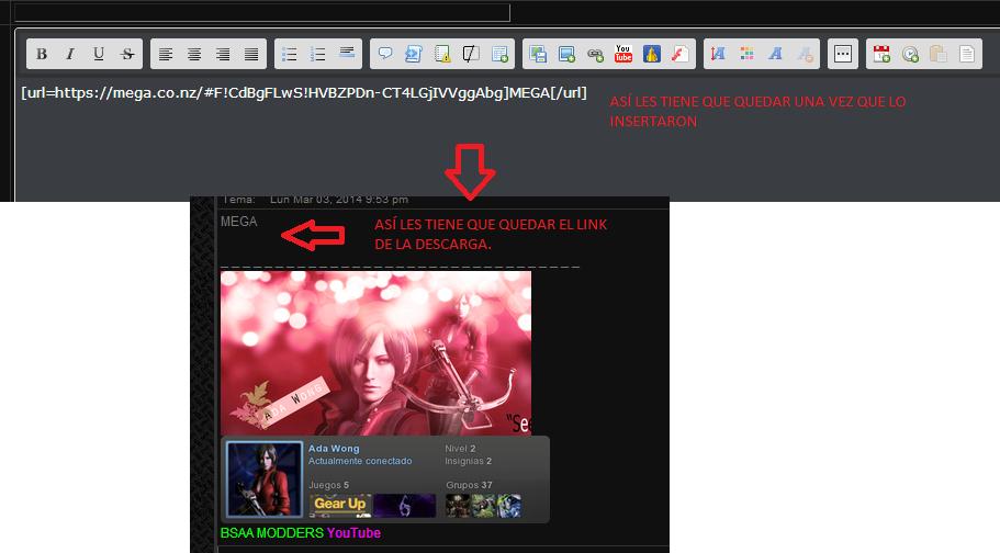 Como usar la pagina (para los nuevos usuarios) Rhsq47