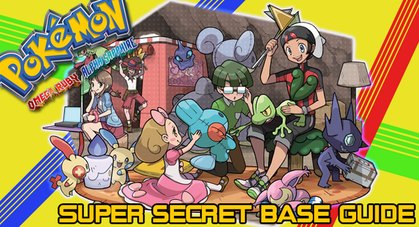 Banco de Dados - Pokémon Omega Ruby & Alpha Sapphire Rsexee