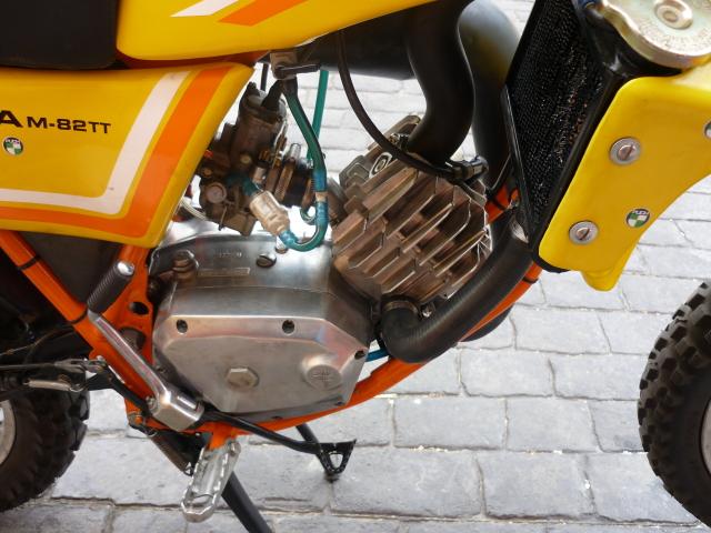 Puch Cobra M-82 TT Agua  y Réplica Coronil - Motos De Tote Ruzn0h