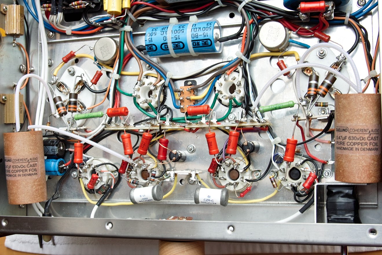 Cambiar condensadores de salida para válvula 300B - Página 6 S45p8x