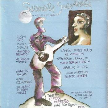 Serenata Guayanesa en vivo-una amistad de 25 años 1996 (NUEVO) T9craq