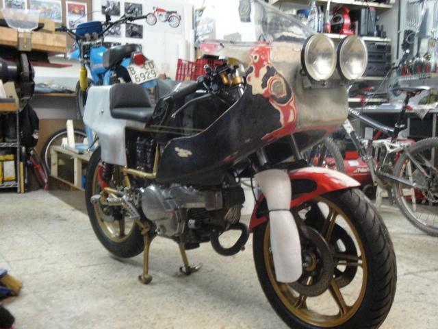 Mi Ducati Pantah 600 Endurance V7bl2c