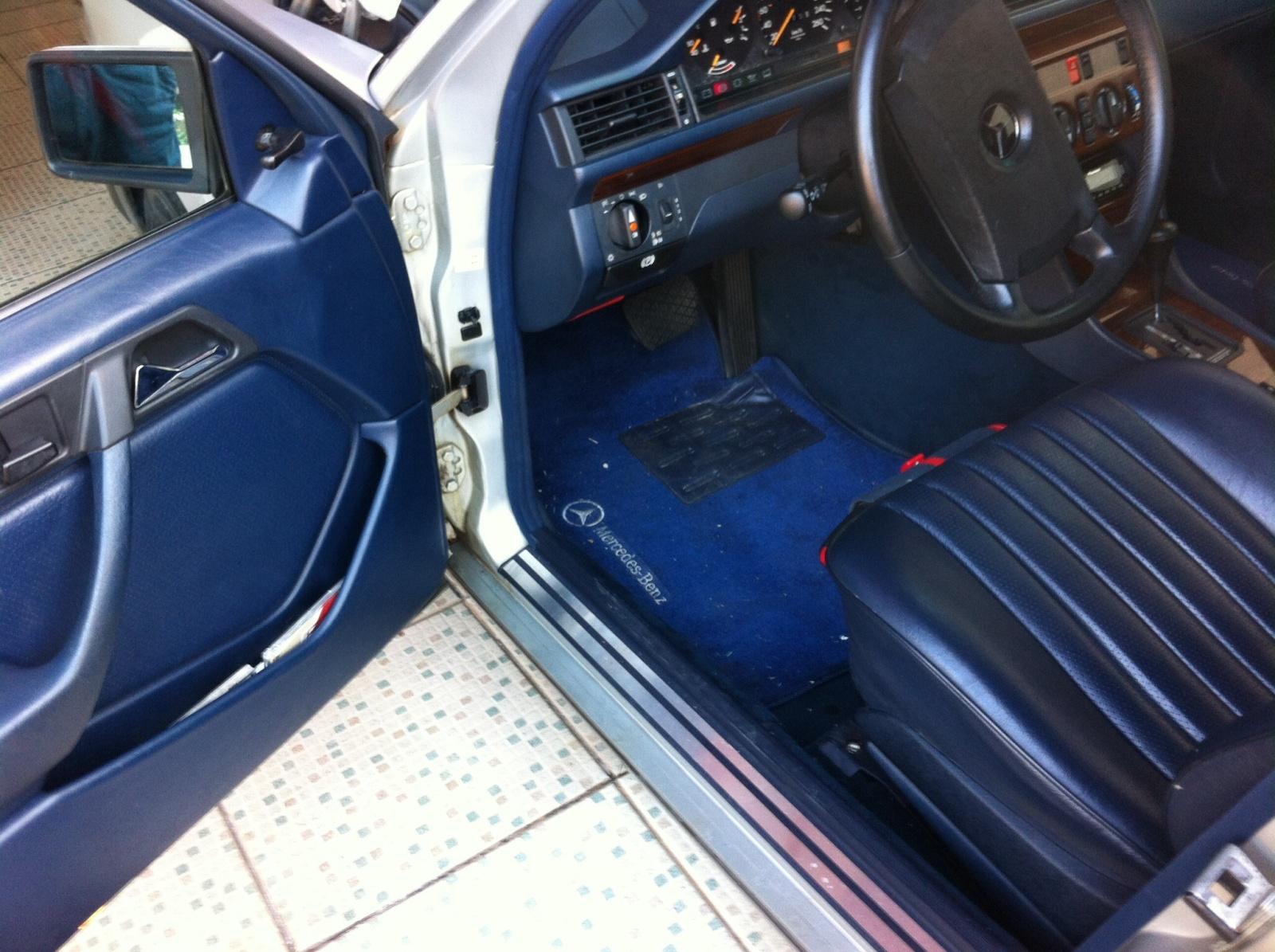 (VENDO): W124 - 300E 24V 1990 - R$30.000,00 V8obop