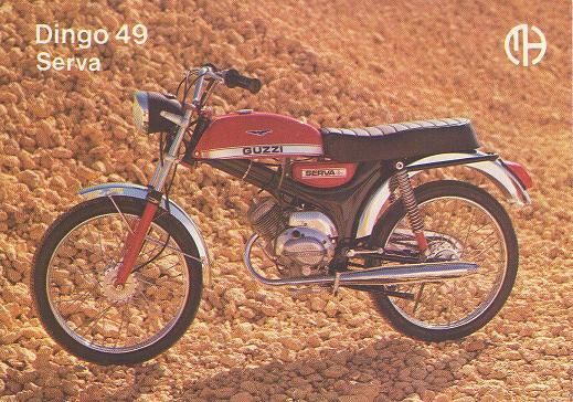 Moto-Guzzi Hispania Dingo - Todos los modelos Vijrq0