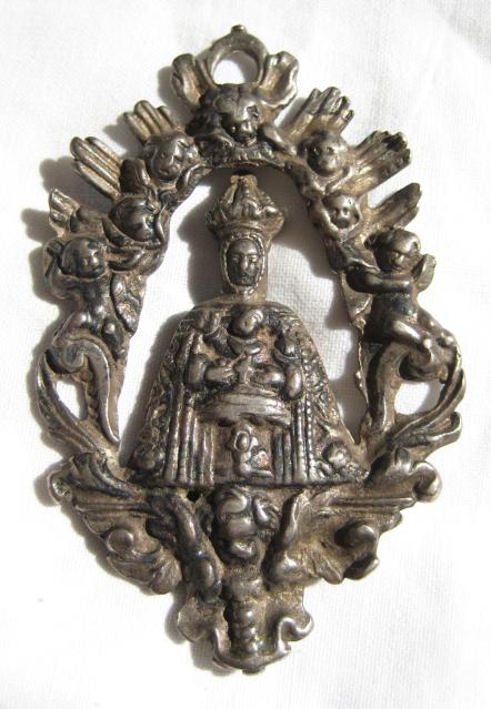Virgen del Sagrario de Toledo Calada (R.M. PFV-Sagrario 3b) Vinrbp