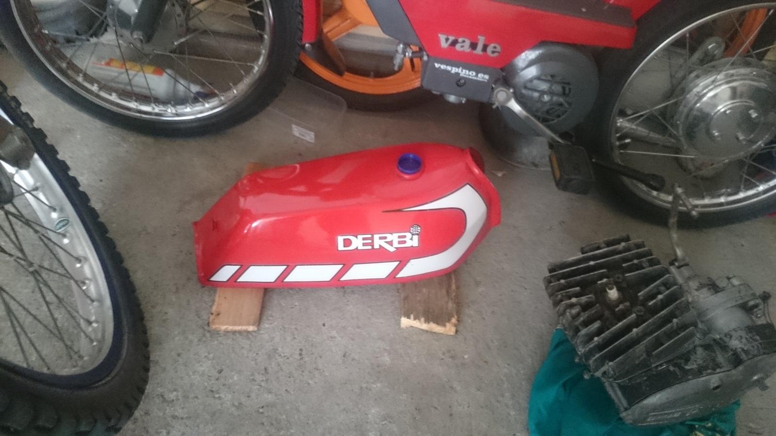 Restauración Derbi Diablo Super Vosc9u