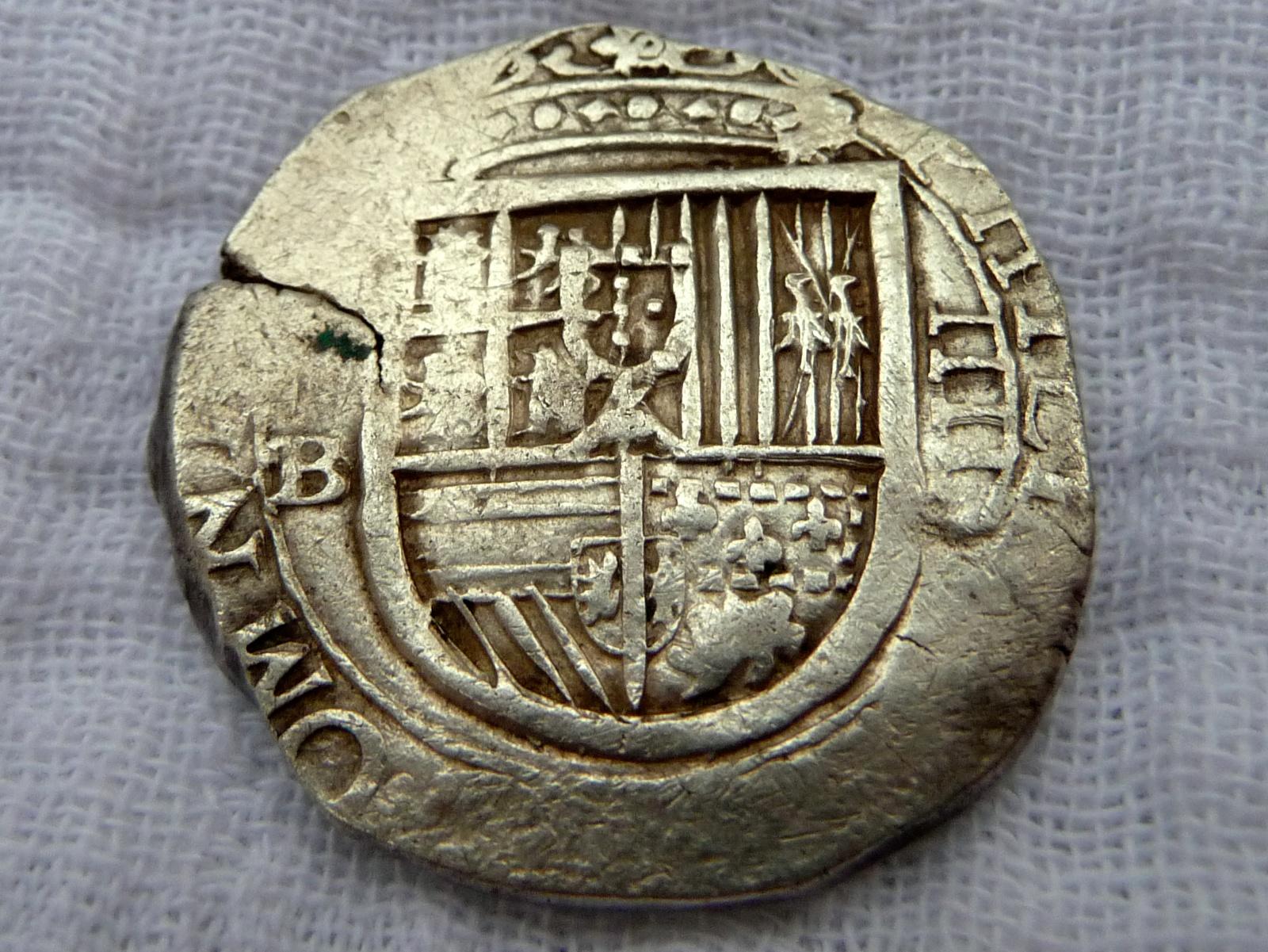 2 reales sevillanos de Felipe III Vrfvoz