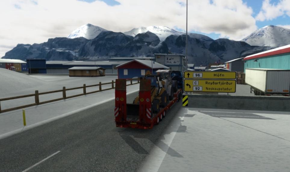 Euro Truck Simulator 2 - A Islândia como nunca vista Vsnu4l