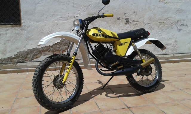 Puch MiniCross - ¿Modelo? Vxbzx0