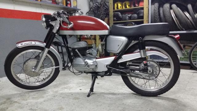 De vuelta a la carretera: Bultaco Tralla 102 W0nwc6