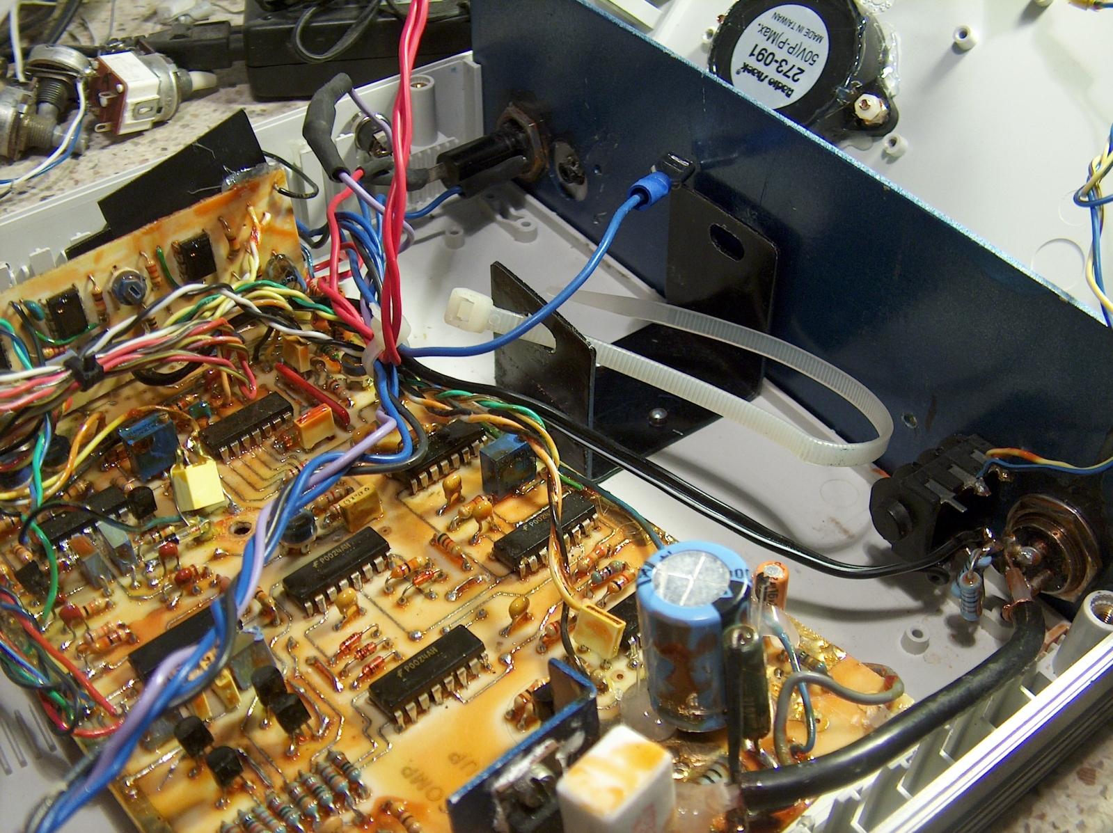 """Ayuda con este detector """" GEOPULSAR """" Series MK II Whz8rs"""