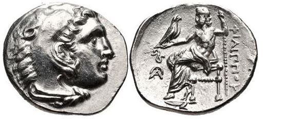 Similarities between Philip III and Alexander III X1mxix