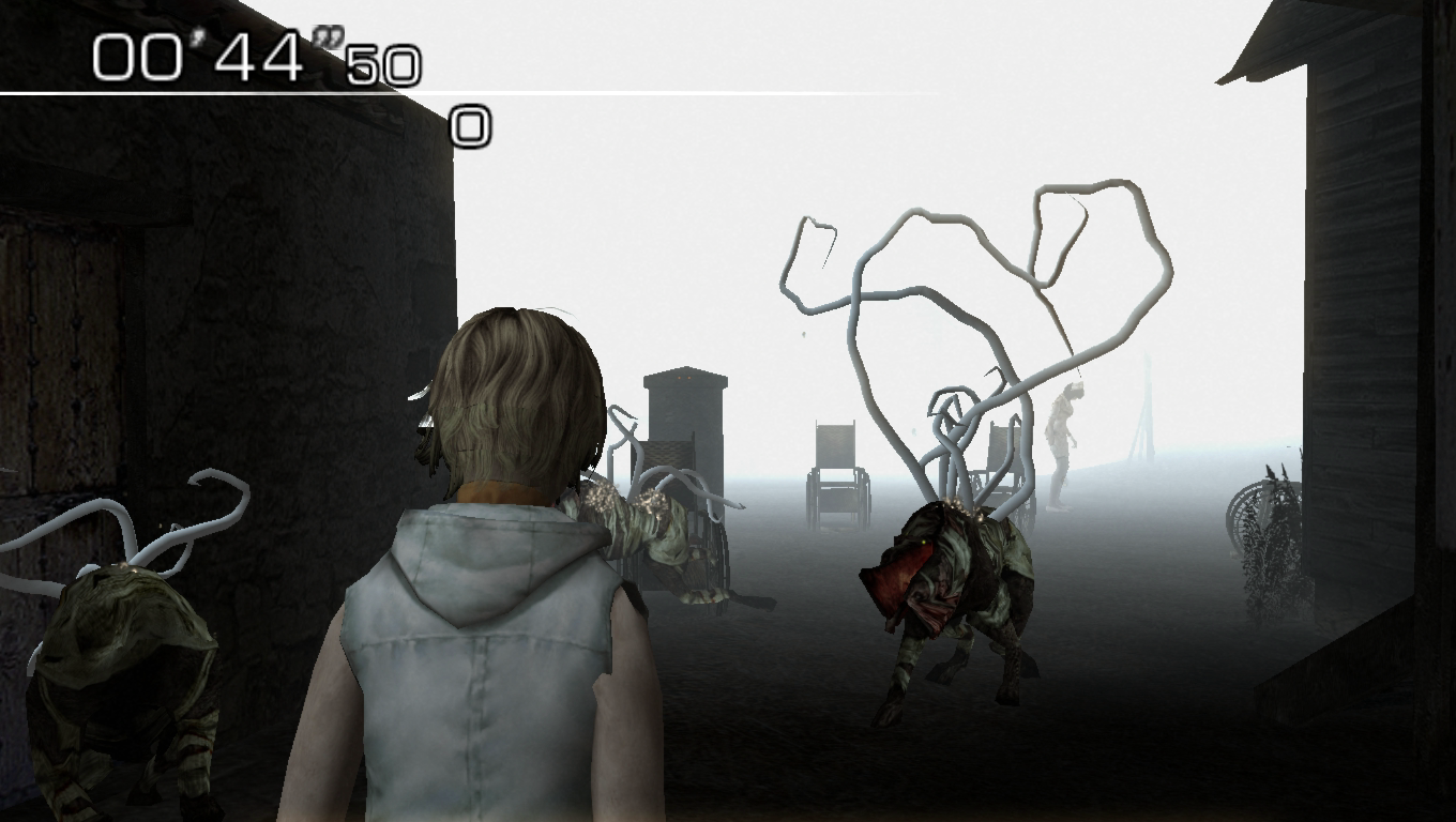 Double Head Dog - Silent Hill 3 - por Colmillos Xm7ggm