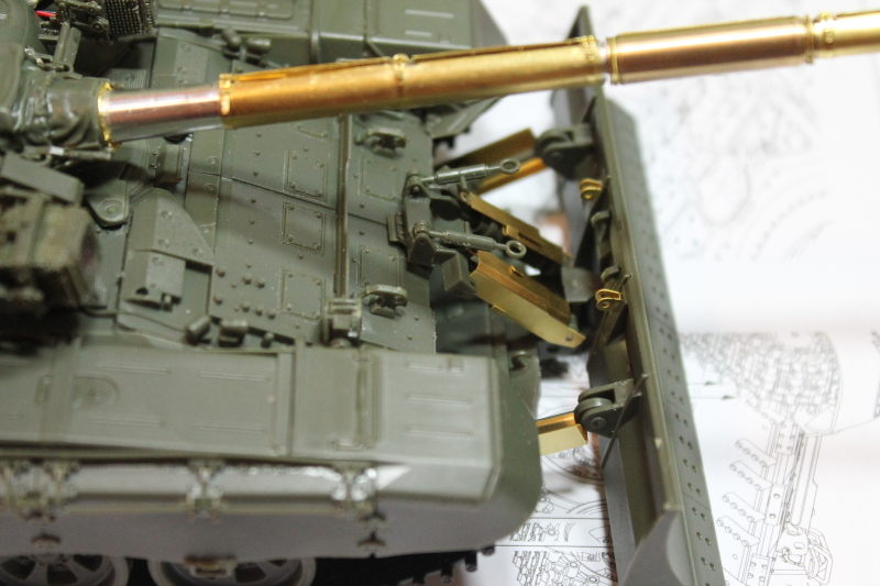 Т-90 с ТБС-86 (Менг 1/35) Ztaic2