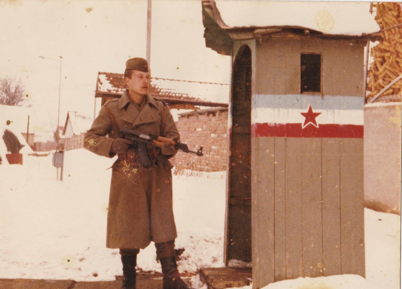 Bačka topola topovska baterija 1981/82 Zwe3at