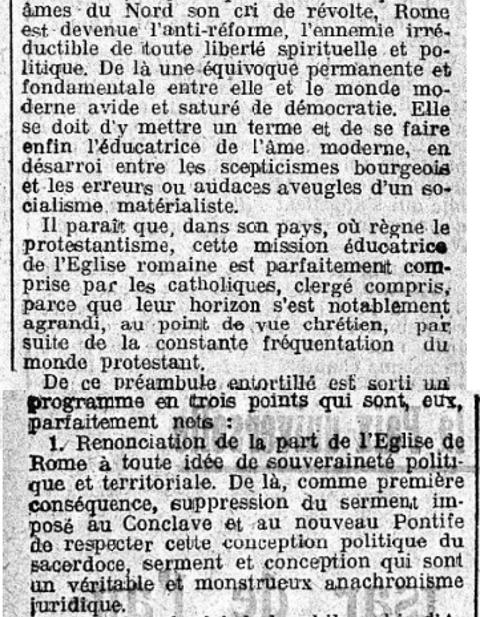 La Révolution en tiare et en chape - Mgr de Ségur. 1035vys