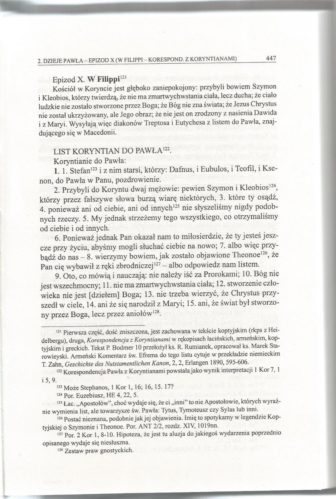 Księgi POZABIBLIJNE 1040rw7