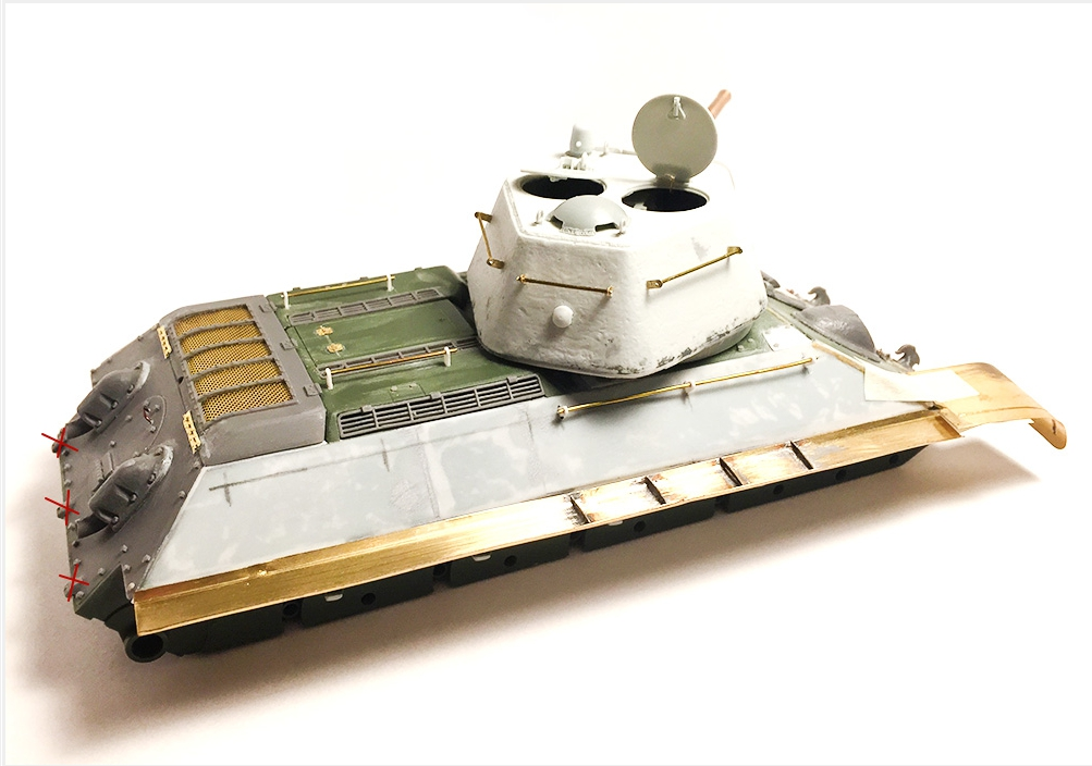T-34-76 ICM 1/35 10fqjye