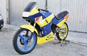 Proyecto Honda NSR 75 para circuito 10gbdbp