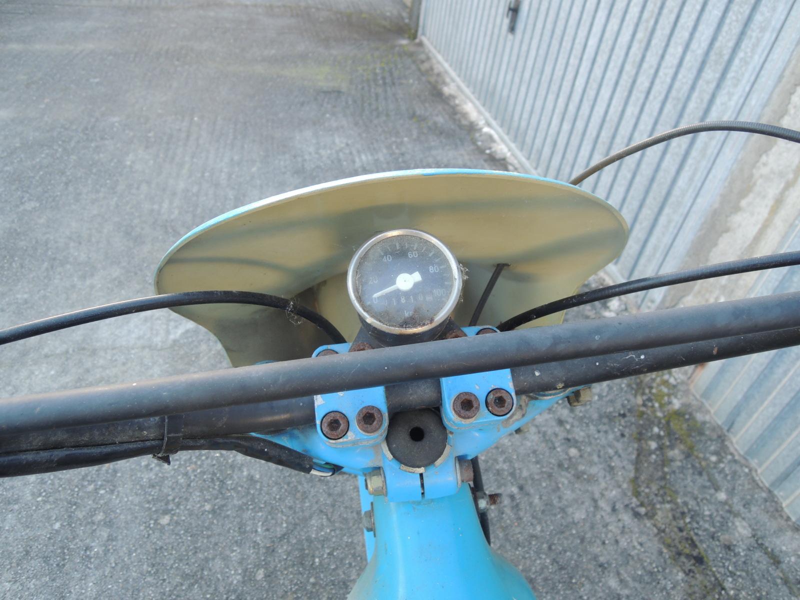 Bultaco Frontera - La Fronterita De Rafa 112c1lw