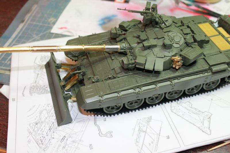 Т-90 с ТБС-86 (Менг 1/35) 112fzug