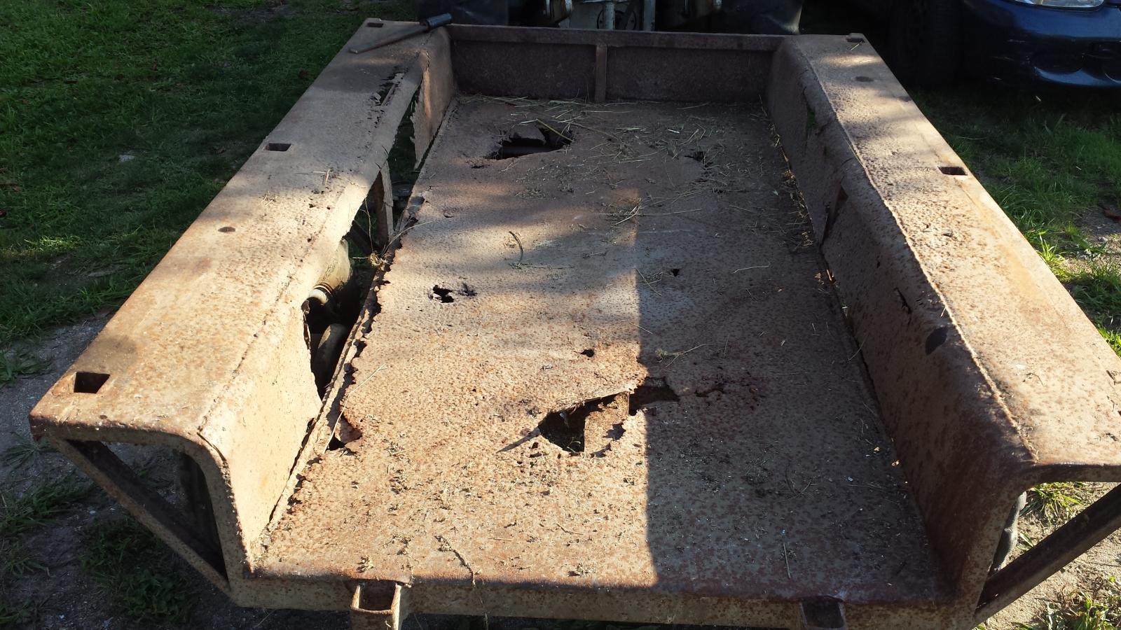 Restauración remolque viejo 11ta1a9