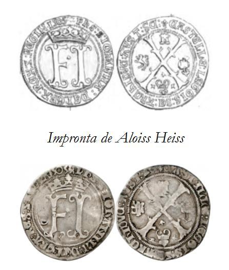 Los reales castellanos acuñados en la corte de Flandes 13z2x09