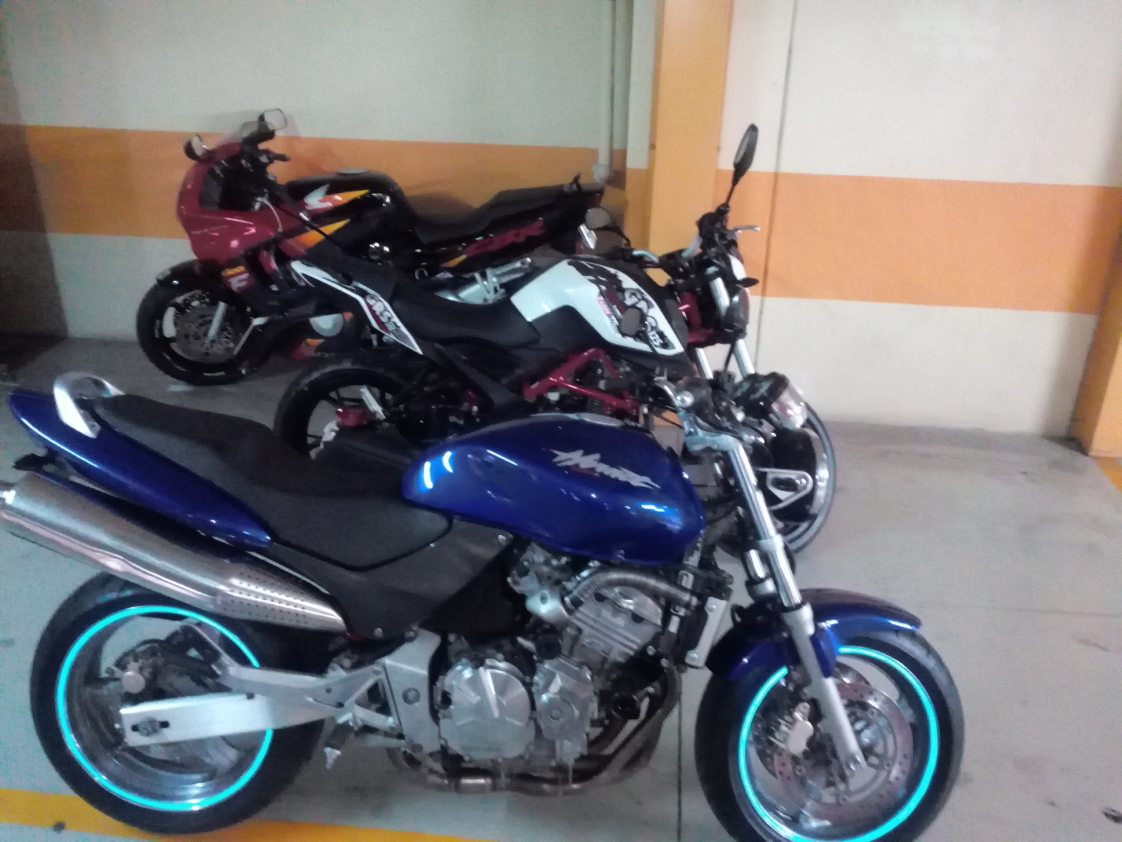 "KSR MOTO GRS 125 ""A AUSTRÍACA"" 14ad4kw"