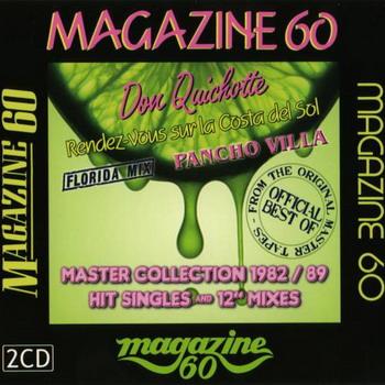 Magazine 60  Master Collection 1982-89 - CD 1 y 2 (NUEVO) 14x2wb8