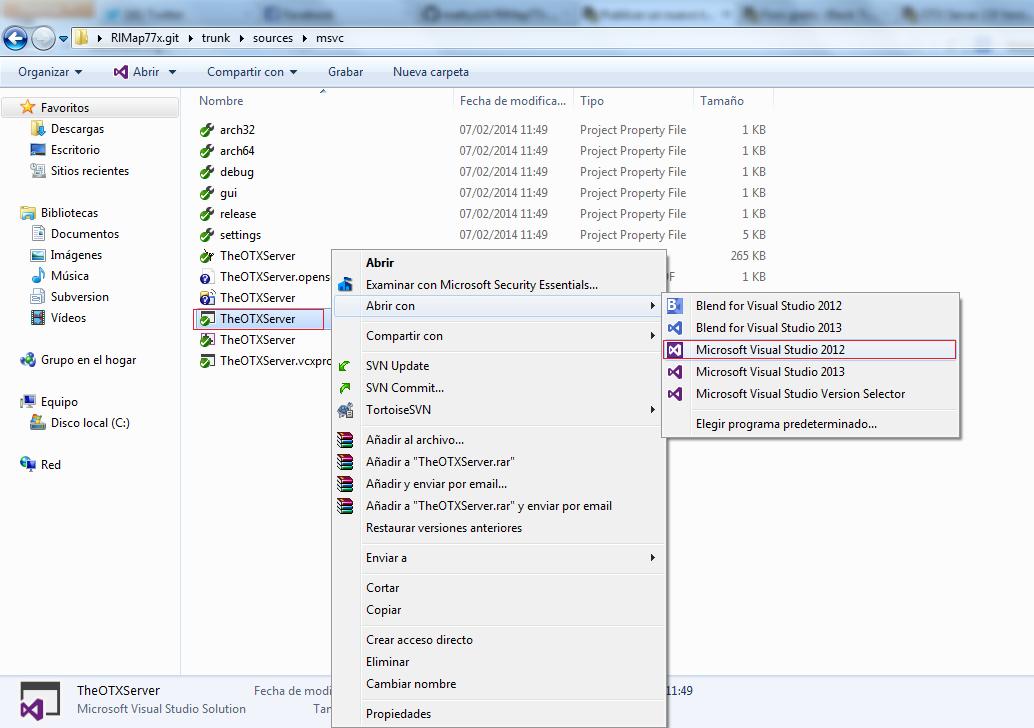 [Tutorial] Compilar otx 1532zpd