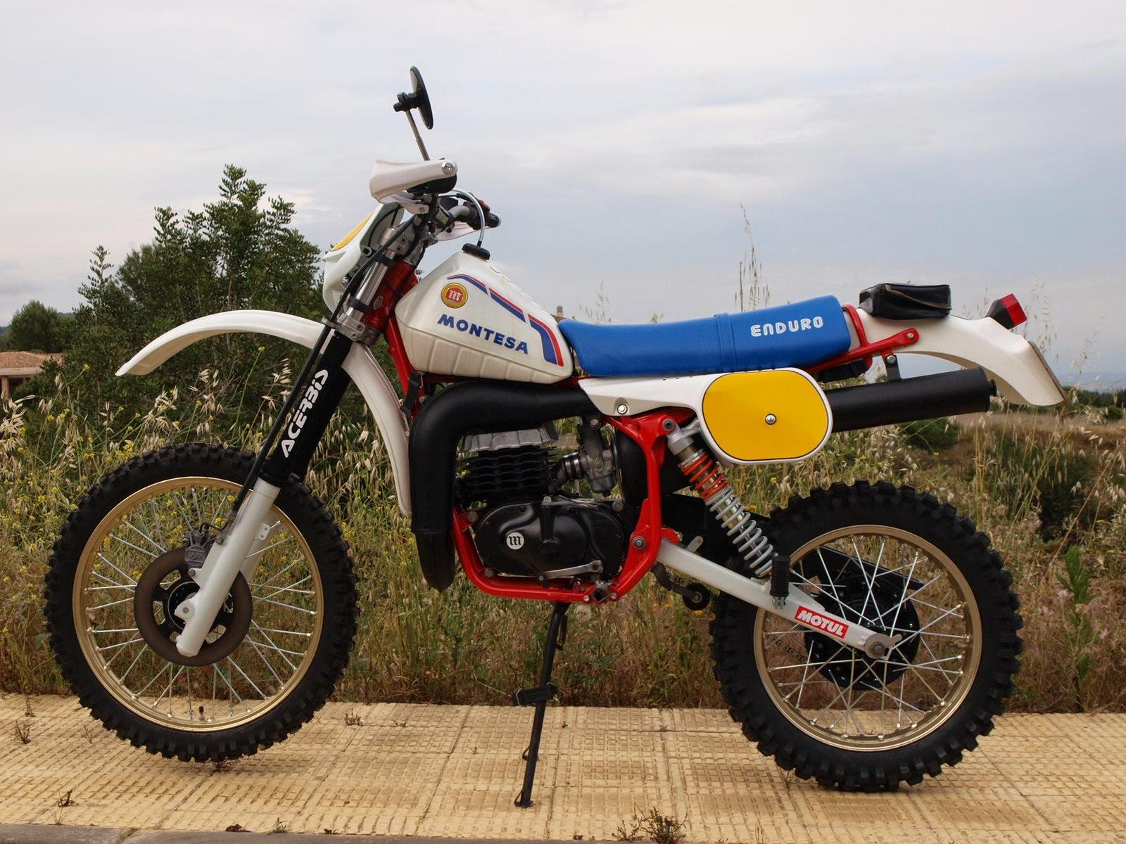 Montesa Enduro 360 H7 Carlos Mas 15ejrdu