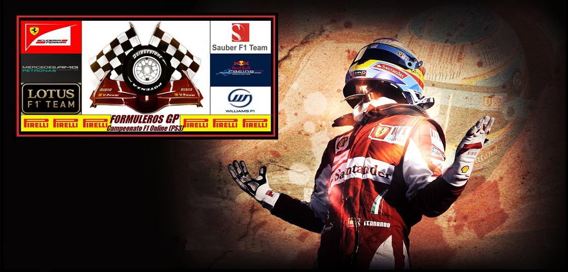 Campeonatos F1