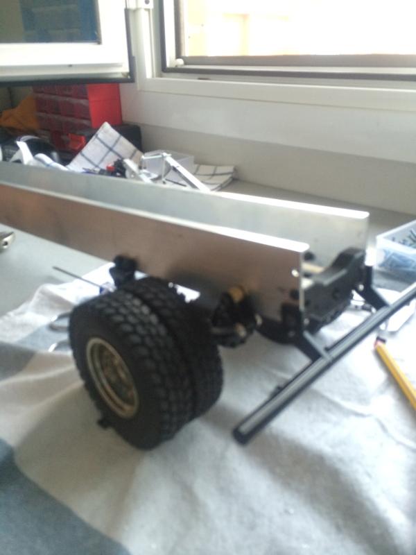 Iveco Trakker 4x4 multilift 16gbkzm