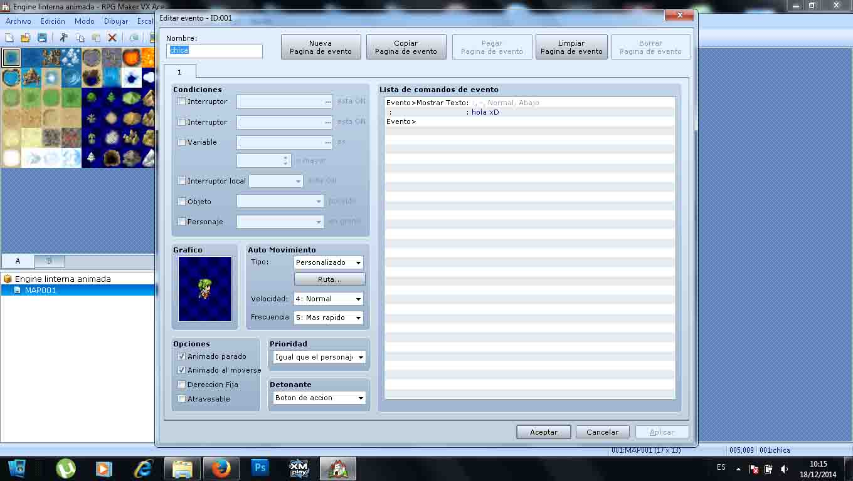 Movimiento de los npc personalizado 16hpv0x