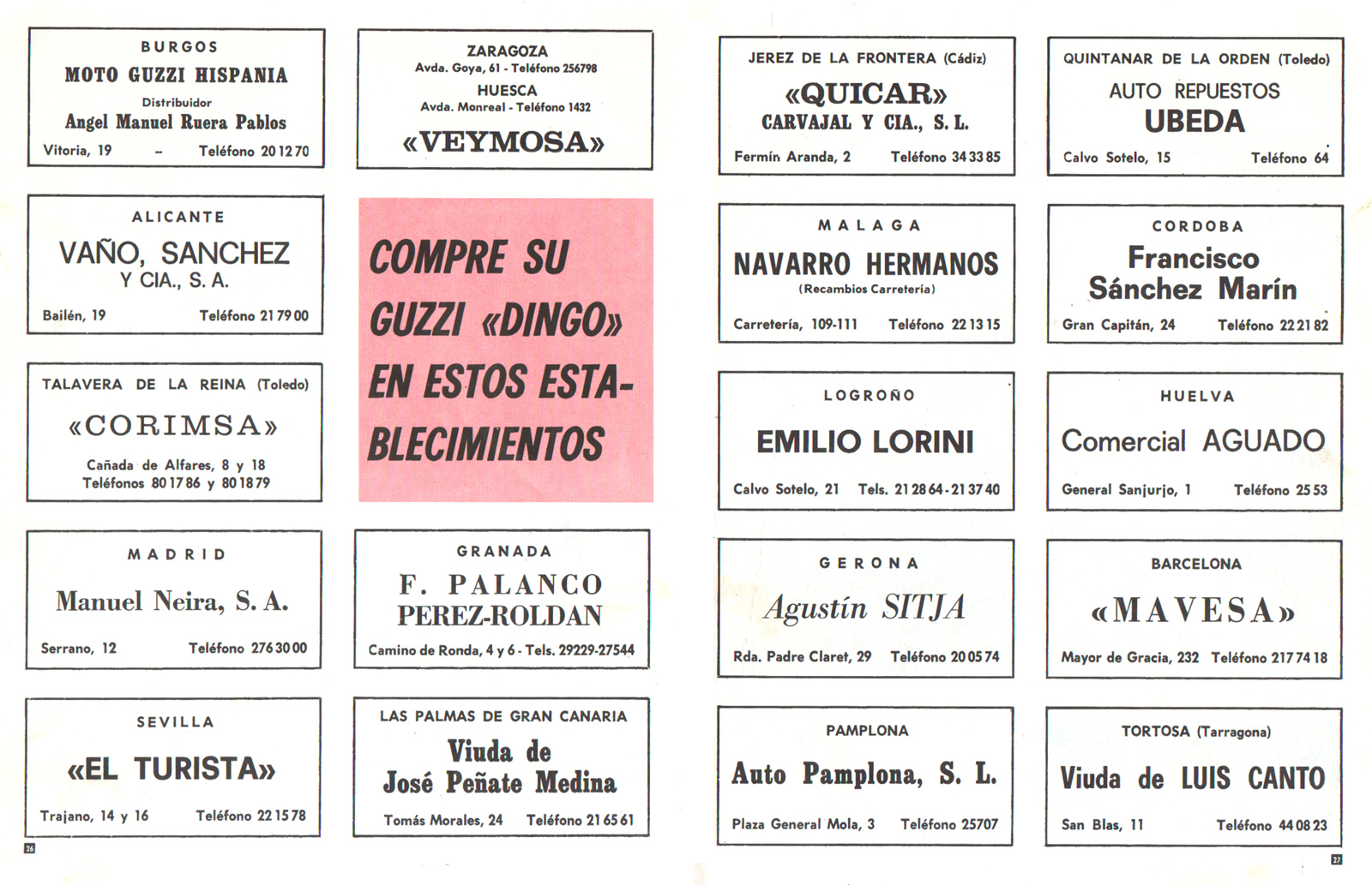 Prueba Guzzi Dingo 49 - 1966 1pjprr